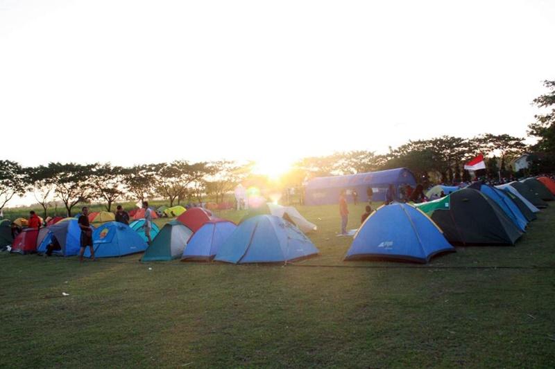 1000 Tenda Bersama Veteran   Foto : Panitia