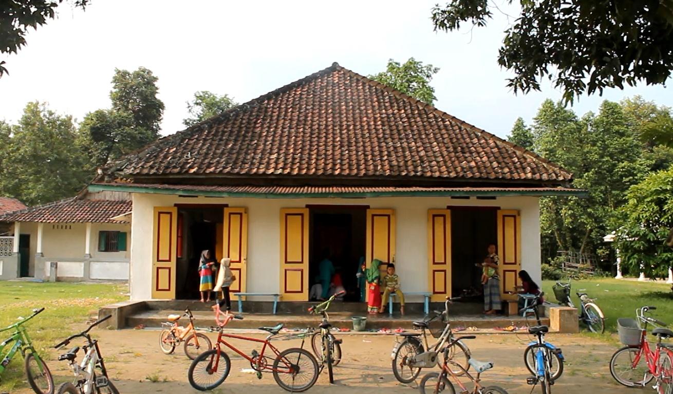 Rumah Hasyim Asyar'i yang kini menjadi ruang belajar dan mengaji. | Foto : Puguh Asmani